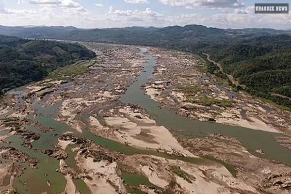 จีนโต้ เราไม่ได้ทำแม่น้ำโขงแล้ง