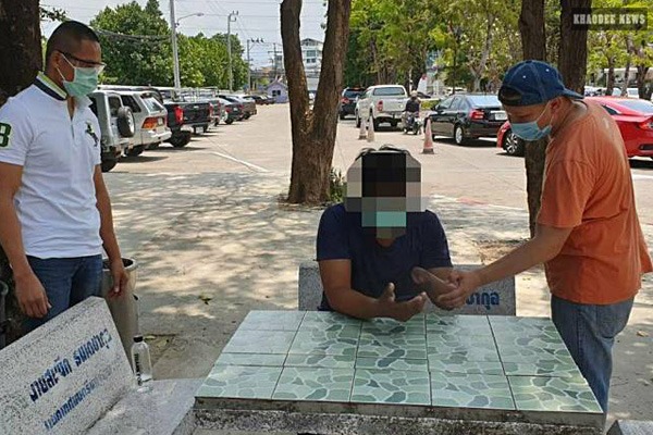 จับไอ้เป้ได้แล้ว หลังหลบหนีคดี 3 หมายจับที่จังหวัดนนทบุรี